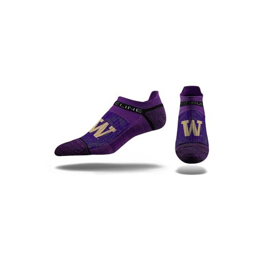 Picture of Washington Sock Purple Pride No Show