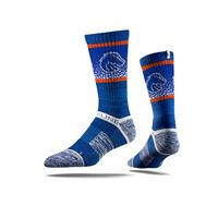 Picture of Boise State Sock Boise Blue Crew Premium Reg