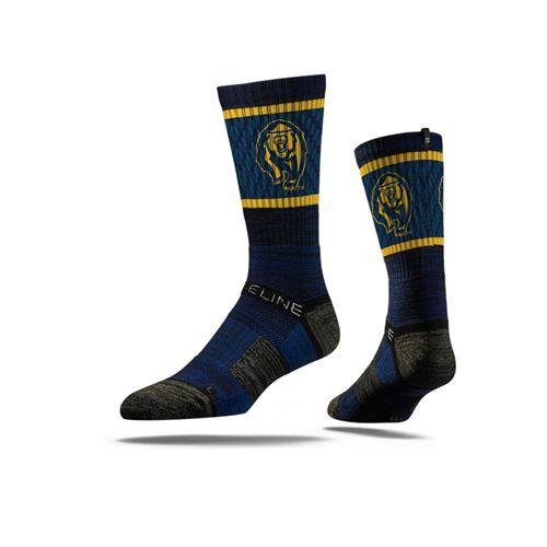 Picture of Cal Berkeley Sock Berkeley Blue Crew Premium Reg