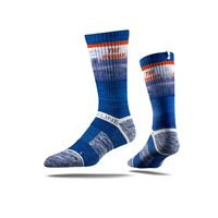 Picture of Florida Sock Gator Blue Crew Premium Reg