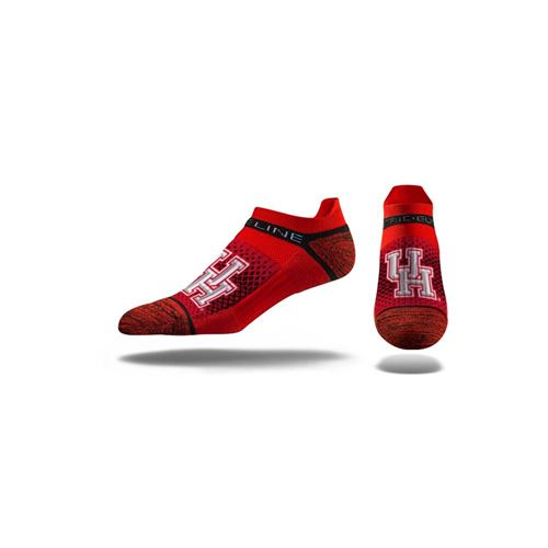 Picture of Houston Sock Houston Scarlet No Show Premium Reg