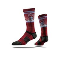 Picture of Colorado Rapids Sock Maroon Crew Premium Reg