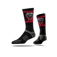 Picture of D.C. United Sock Black Hawk Crew Premium Reg