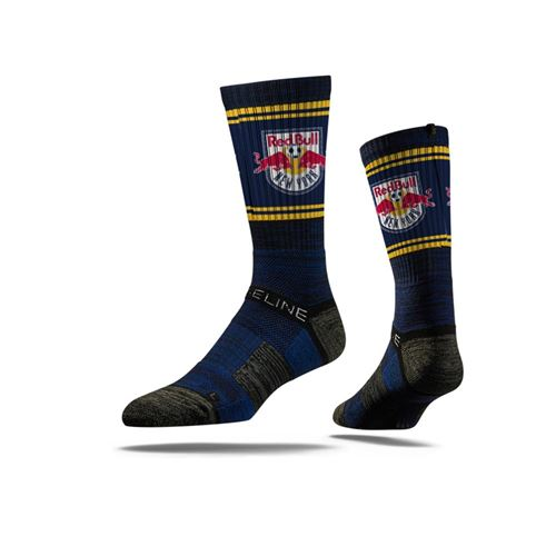 Picture of New York Red Bulls Sock Navy Crew Premium Reg