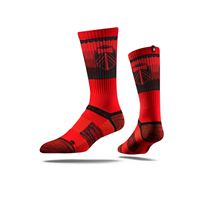 Picture of Portland Timbers Sock Blood Red Crew Premium Reg