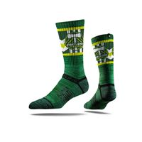 Picture of Portland Timbers Sock Forest Block Crew Premium Reg