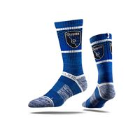 Picture of San Jose Earthquakes Sock Royal Crew Premium Reg