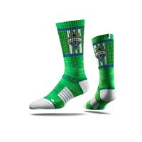Picture of Sounders FC Sock Sport Kelly Crew Premium Reg