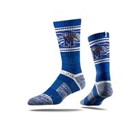 Picture of Memphis Sock Memphis Blue Crew Premium Reg