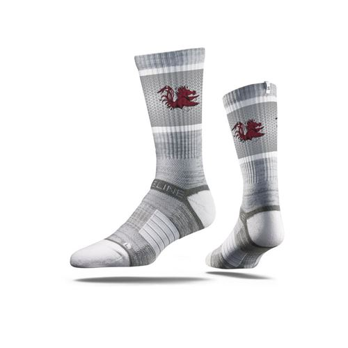 Picture of South Carolina Sock Columbia Grey Crew Premium Reg