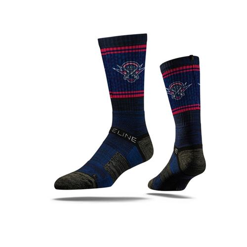 Picture of Boston Cannons Sock Navy Cannons Crew Premium Reg