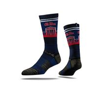 Picture of Mississippi Sock Navy Lyceum Crew Premium Reg
