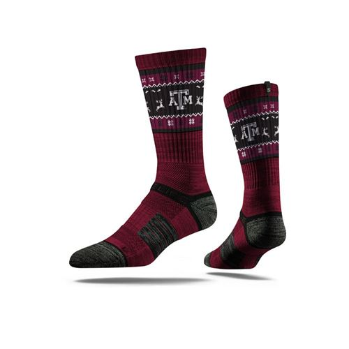 Picture of Ugly Sweater, Texas A&M Maroon, Strapped Fit 2.0
