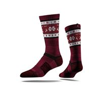 Picture of Ugly Sweater, Mississippi State Maroon, Strapped Fit 2.0