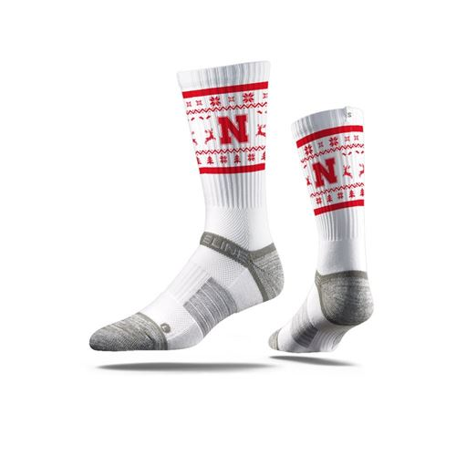 Picture of Ugly Sweater, Nebraska White, Strapped Fit 2.0
