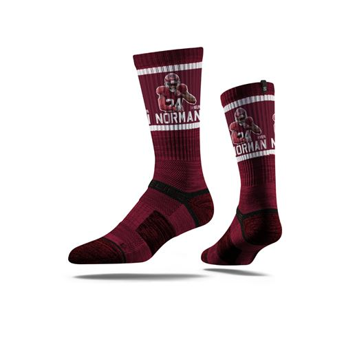 Picture of Josh Norman Maroon Crew N00815570ML